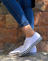 کفش دخترانه آل استار مدل 2346