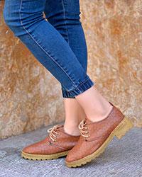 کفش دخترانه تخت مدل 2424