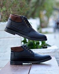 کفش نیم بوت مردانه ویستا مدل 2562