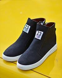 کفش نیم بوت دخترانه FASHION78مدل2679