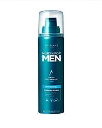 فوم اصلاح مردانه پوست حساس اوریفلیم