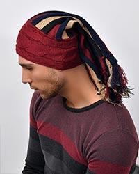 کلاه بافت سرخپوستی مدل 2926