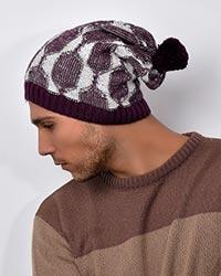 کلاه بافت مردانه لی لی مدل 2925
