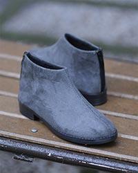 کفش نیم بوت دخترانه ساق کوتاه مدل 6580