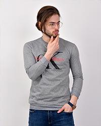 تی شرت پاییزه مردانه ck مدل 0025
