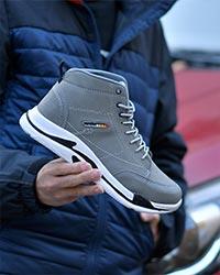 کفش نیم بوت مردانه بالنسیا مدل 0058