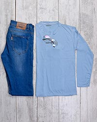 تی شرت فانریپ مردانه ESPRIT مدل 2511