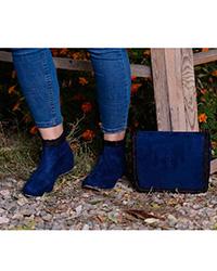 ست کیف و کفش دخترانه مدل 1058