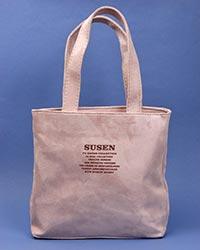 کیف دوشی مخملی سوسن مدل 0089