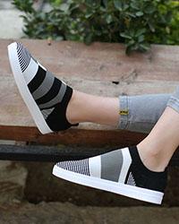 کفش دخترانه تخت مدل 3658