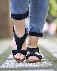 کفش دخترانه صندل مدل 0265