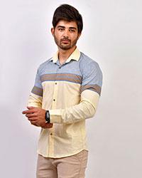 پیراهن مردانه طرح دار مدل 0418
