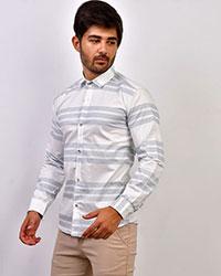 پیراهن مردانه سوزنی مدل 0421