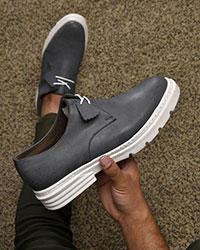 کفش مردانه ساده مدل 0440