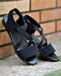 کفش صندل دخترانه مدل 0446