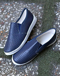 کفش دخترانه پوست ماری مدل 0546
