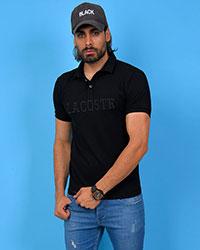تی شرت مردانه lacoste مدل 0566