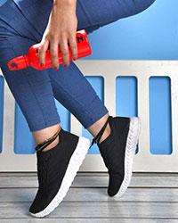 کفش ورزشی نایک دخترانه مدل 0719