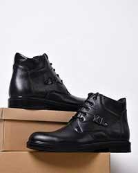 کفش نیم بوت مردانه مدل 0828