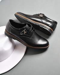 کفش مردانه تخت مدل 0876