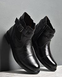 کفش نیم بوت مردانه مدل 0875
