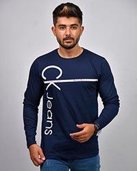 تی شرت پاییزه مردانه CK مدل 0930