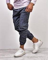 شلوار اسلش مردانه جیب چاپی مدل0211