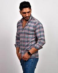پیراهن مردانه مدل 0238