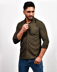 پیراهن مردانه راه راه مدل 0245