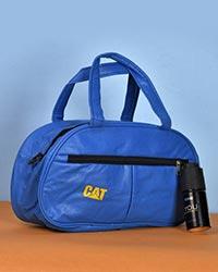 کیف ورزشی مردانه CAT مدل 0292