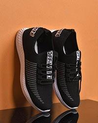 کفش مردانه بافتی مدل 0305