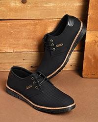 کفش تخت مردانه رویه مشبک مدل 0521