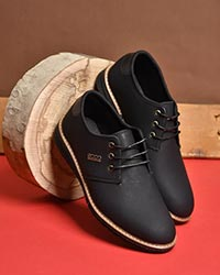 کفش تخت مردانه رویه ساده مدل 0523