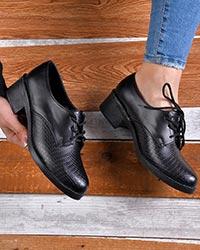 کفش دخترانهبندی پاشنه دار مدل 6703