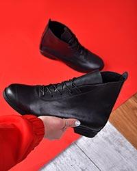 کفش دخترانه ساقدار مدل 6693