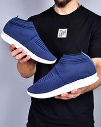 کفش مردانه بافتی ساقدار مدل 000