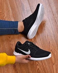 کفش ورزشی دخترانه نایک مدل 0001