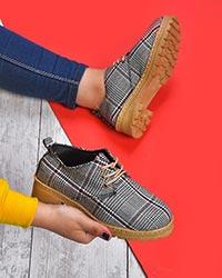 کفش تخت دخترانه مدل 0010
