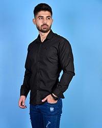 پیراهن مردانه دورنگ مدل 0057