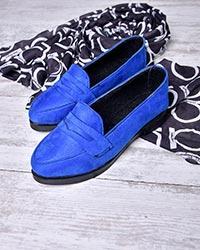 کفش تخت دخترانه مدل 0034