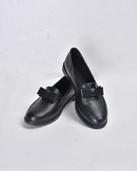 کفش کالج دخترانه پاپیونی مدل 0036