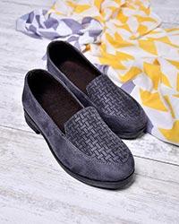 کفش تخت دخترانه مدل 0078