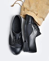 کفش دخترانهبندی پاشنه دار مدل 0058