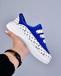 کفش دخترانه طرح دار ال وی مدل 0108