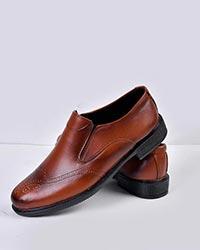 کفش تخت مردانه لیزری مدل 6699