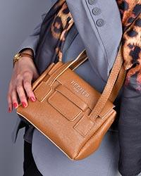 کیف دوشی پاسپورتی دخترانه هرمس مدل0405