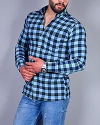 پیراهن مردانه چهار خانه مدل 0422