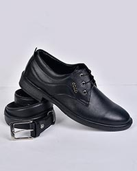 کفش تخت مردانه اکو مدل 6690