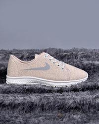 کفش تخت دخترانهبندی نایک تمام اکلیلی مدل 0506