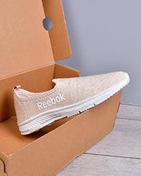 کفش تخت دخرانه ریبوک تمام اکلیلی مدل 0507